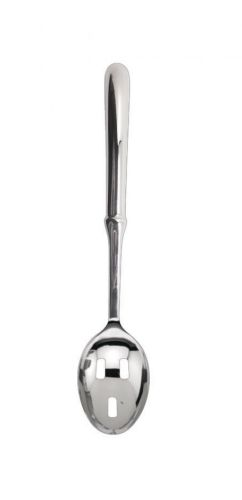 Commichef Pistol Slotted Serving Spoon - Short Handle
